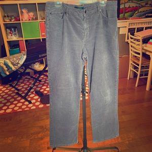 Ralph Lauren corduroy stretch jeans